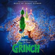 Danny Elfman, Dr. Seuss' The Grinch [Score]  (CD)