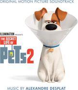 Alexandre Desplat, The Secret Life Of Pets 2 [OST] (CD)