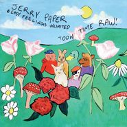 Jerry Paper, Toon Time Raw! (CD)