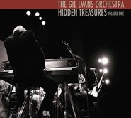 The Gil Evans Orchestra, Hidden Treasures Vol. 1 (CD)