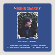 Gene Clark, Back Street Mirror [Record Store Day] (LP)