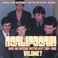 Various Artists, Beatfreak! Vol. 7: Rare & Obscure British Beat 1964-1966 (CD)