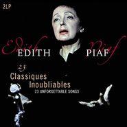 Edith Piaf, 23 Unforgettable Songs (LP)