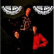 Jimi Hendrix, Are You Experienced [180 Gram Vinyl] (UK Sleeve) (LP)