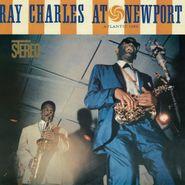 Ray Charles, Ray Charles At Newport [180 Gram Vinyl] (LP)