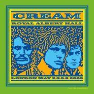Cream, Royal Albert Hall - London - May 2-3-5-6 2005 [180 Gram Vinyl] (LP)