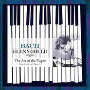 Glenn Gould, The Art Of The Fugue Volume 1 (First Half) Fugues 1-9 (LP)