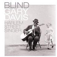 Blind Gary Davis, Harlem Street Singer (LP)
