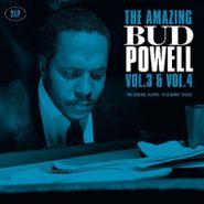 Bud Powell, The Amazing Bud Powell Vol. 3 & 4 (LP)