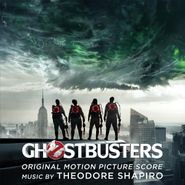 Theodore Shapiro, Ghostbusters (2016) [OST] (LP)