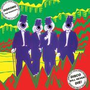 The Residents, Diskomo / Goosebumps EP (LP)