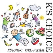 K's Choice, Running Backwards [Record Store Day Red Vinyl] (LP)
