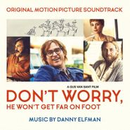Danny Elfman, Don't Worry, He Won't Get Far On Foot [OST] (LP)