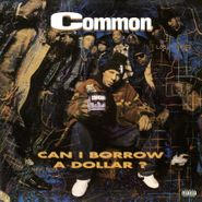 Common, Can I Borrow A Dollar? [180 Gram Clear Vinyl] (LP)
