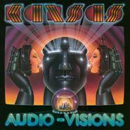 Kansas, Audio-Visions [180 Gram Turquoise Vinyl] (LP)