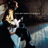 Keb' Mo', Keep It Simple [180 Gram Blue Vinyl] (LP)