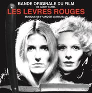 "François De Roubaix, Les Levres Rouges [OST] [Record Store Day Red Vinyl] (7"")"