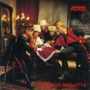 Accept, Russian Roulette [180 Gram Colored Vinyl] (LP)