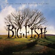 Danny Elfman, Big Fish [OST] [Yellow Vinyl] (LP)