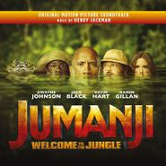 Henry Jackman, Jumanji: Welcome To The Jungle [OST] (LP)