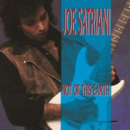Joe Satriani, Not Of This Earth [180 Gram Blue Vinyl] (LP)