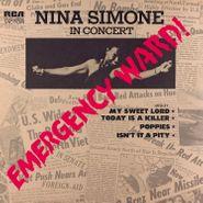 Nina Simone, Emergency Ward! [180 Gram Red Vinyl] (LP)