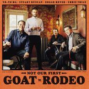 Yo-Yo Ma, Not Our First Goat Rodeo [180 Gram Clear Vinyl] (LP)