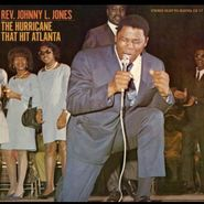 Rev. Johnny L. Jones, The Hurricane That Hit Atlanta (CD)