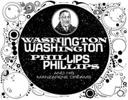 Washington Phillips, Washington Phillips & His Manzarene Dreams (CD)