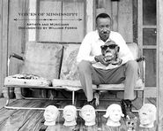 Various Artists, Voices Of Mississippi: Artists & Musicians Documented By William Ferris [Box Set] (CD)