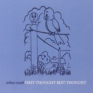 Arthur Russell, First Thought Best Thought (CD)