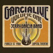 Jerry Garcia Band, GarciaLive Vol. 1: March 1st 1980, Capitol Theatre [Black Friday Box Set] (LP)