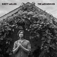 Rhett Miller, The Messenger [Clear w/ Black Smoke Vinyl] (LP)