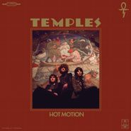 Temples, Hot Motion (CD)