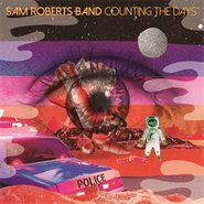 sam roberts band counting the day record store day
