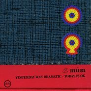 múm, Yesterday Was Dramatic - Today Is Ok (CD)