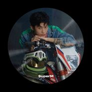SuperM, SuperM The 1st Mini Album 'SuperM [MARK Version] [Picture Disc] (LP)