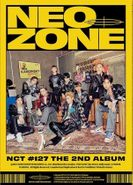 NCT 127, The 2nd Album 'NCT #127 Neo Zone' [N Version] (CD)