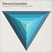 Thievery Corporation, Treasures From The Temple (CD)
