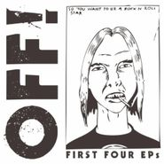 OFF!, First Four EPs (CD)