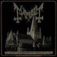Mayhem, De Mysteriis Dom Sathanas Alive (LP)