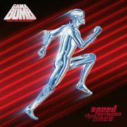 Gama Bomb, Speed Between The Lines [Turquoise Vinyl] (LP)