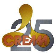 Various Artists, Cream 25 (CD)