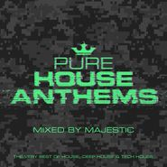 Various Artists, Pure House Anthems: Mixed By Majestic (CD)