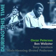 Oscar Peterson, During This Time [CD/DVD] (CD)
