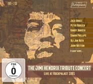 Various Artists, The Jimi Hendrix Tribute Concert: Live At Rockpalast 1991 (CD)