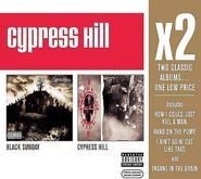 Cypress Hill, X2 (black Sunday/Cypress Hill) (CD)