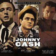 Johnny Cash, Triple Feature (CD)