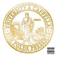 Ben Folds, Ben Folds Presents: University A Cappella! (CD)