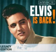 Elvis Presley, Elvis Is Back [Legacy Edition] (CD)